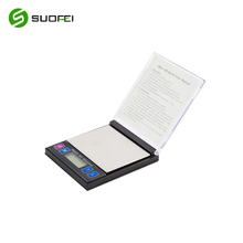 Suofei SF-CD 200g/0.01g Diamond Jewelry Mini Digital Weighing Electronic Pocket Scale