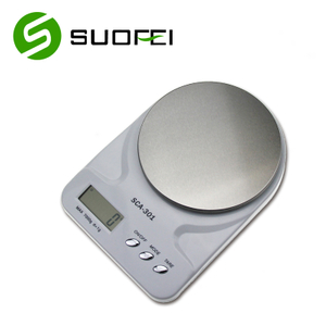 Suofei SCA-301 High Precision Sensor Digital Kitchen Scale