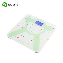 Suofei SF-185 Customized Home Digital Bathroom Weighing Electronic Body Scale