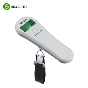Suofei SF-919 Electronic Portable Hanging Digital Luggage Scale