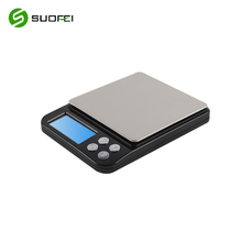 Suofei SF-416 High Precision Portable Mini Digital Weigh Electronic Jewelry Pocket Scale