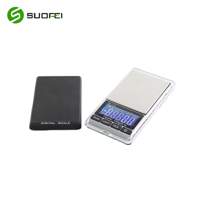 Suofei SF-718 100g 200g Micro Weighing Scale Balance Weight Digital Pocket Gram Scale